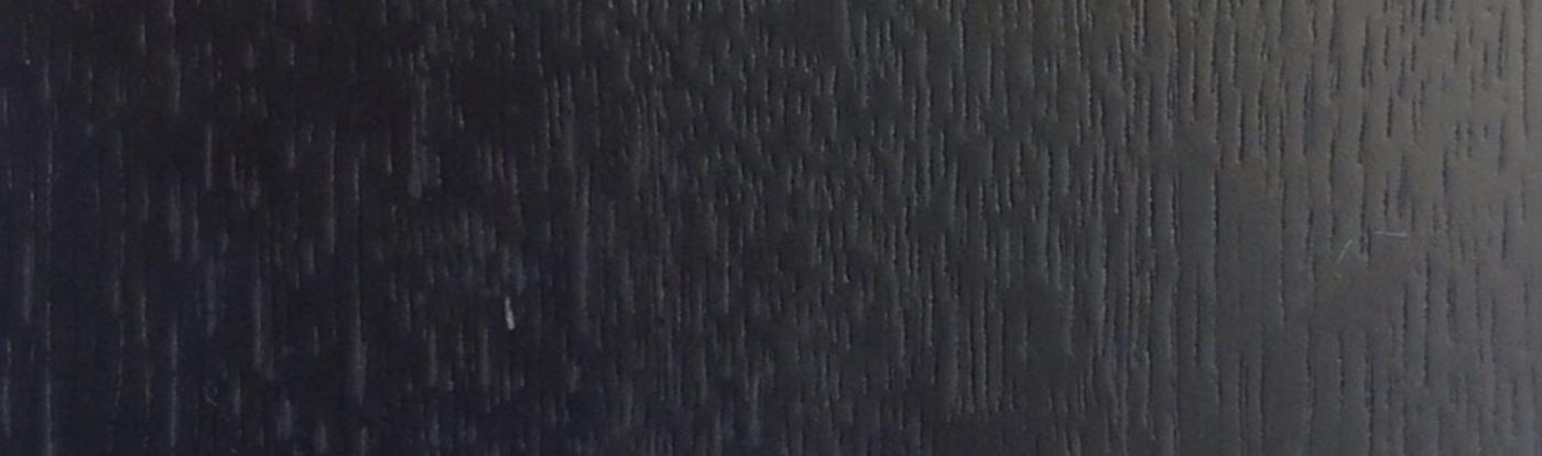 Stratifié noir mat