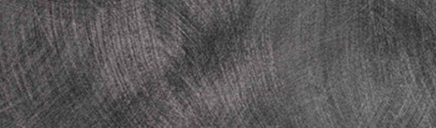 Stratifié Coloris Zinc Brossé